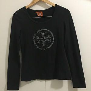 Tory Burch Long Sleeved T-shirt